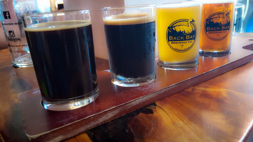 Back Bay Brewing Co Where To Find The Best Craft Beer In Virginia Beach