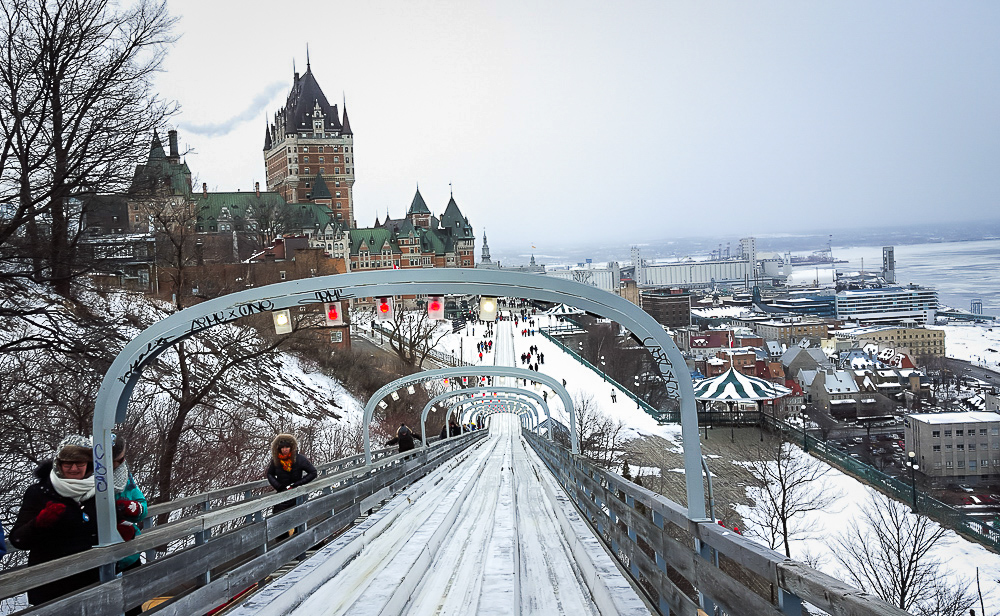 10 Reasons You Should Travel to Quebec City This Winter