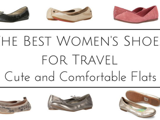 a700a3c3f3a7 The Best Shoes for Travel-Flats to Keep You Stylish and Comfortable on the  Go - Casual Travelist