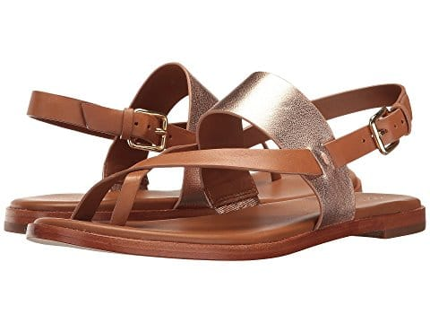 16b2d0cfeb4b6b Cole Haan Anica Thong-The Best Women s Sandals for Travel-Cute and Comfy  Sandals
