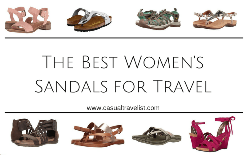 853e23b18b3b The Best Women s Sandals for Travel-Cute and Comfy Sandals for your Summer  Vacation