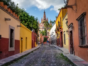 One Great Weekend : A Guide for Two Perfect Days in San Miguel de Allende www.casualtravelist.com