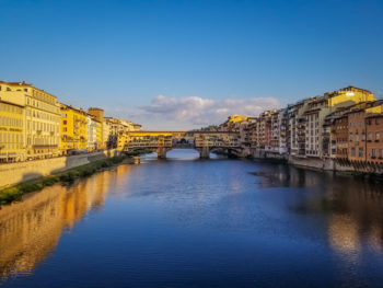 The Arno RIver in Florence-Florence Travel Guide: Tips for Your First Trip to Florence, Italy www.casualtravelist.com