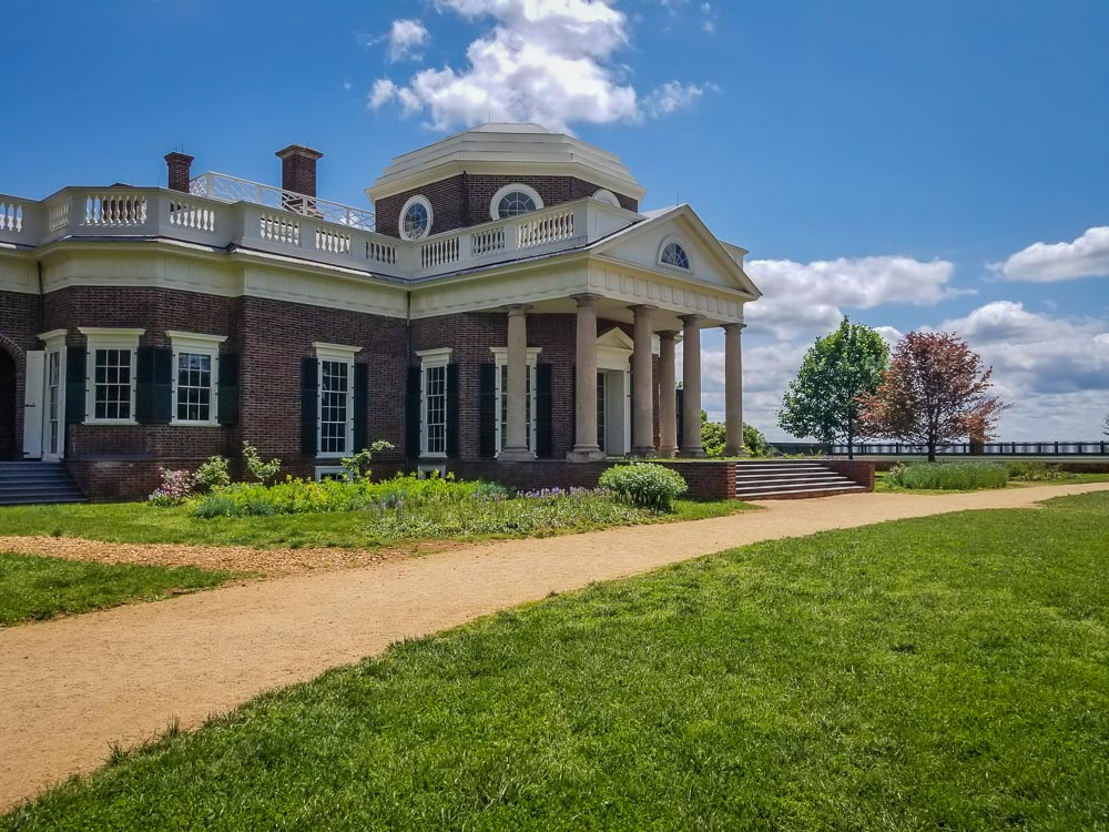 Visiting Thomas Jefferson's Monticello www.casualtravelist.com